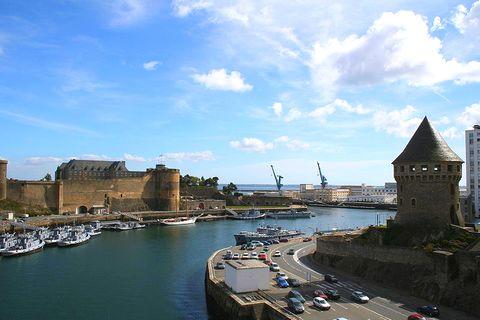 Brest Itin Raires Et Visites Autour De Brest