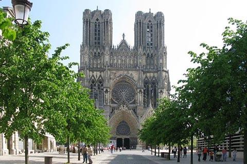 Reims itin raires et visites autour de reims - Piscine reims ...